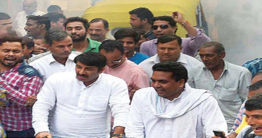 बिहार बाढ़ पीड़ितों की मदद करेगी दिल्ली BJP, मनोज तिवारी संग कपिल मिश्रा चला रहे कैंपेन