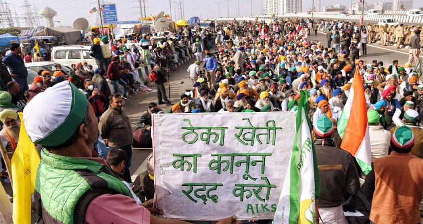 किसान आंदोलन ने पूरे किए 9 महीने, किसान बोले- और तेज करेंगे आंदोलन