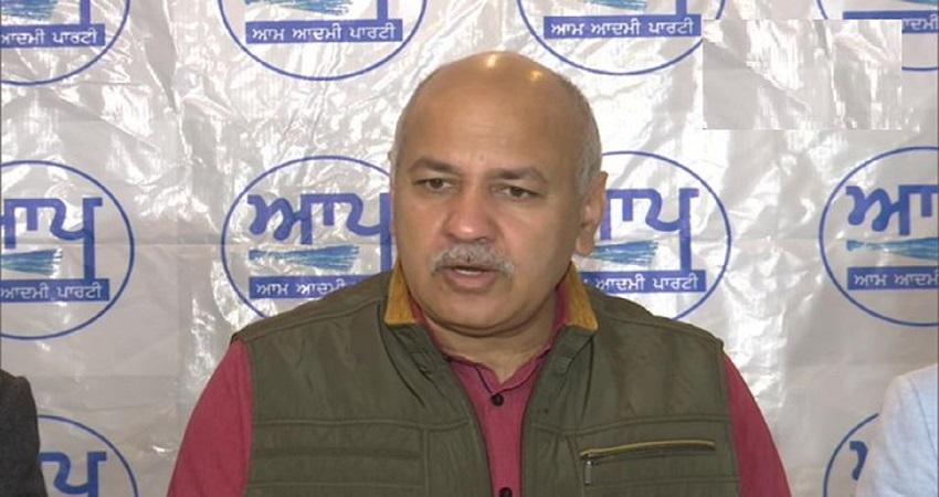 मनीष सिसोदिया ने दिल्ली विकास मॉडल पर पंजाब में मांगा वोट, लोगों से की ये अपील