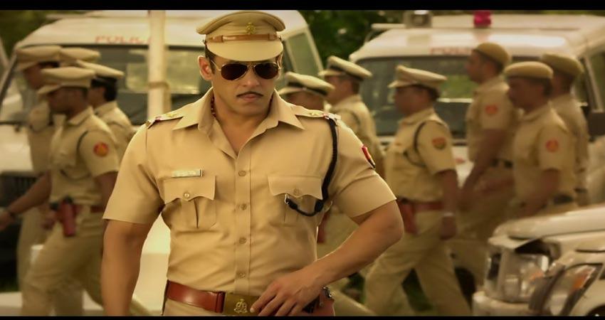 सलमान खान अभिनीत बहुप्रतीक्षित फिल्म 'दबंग 3' की एडवांस बुकिंग का हुआ शुभारंभ