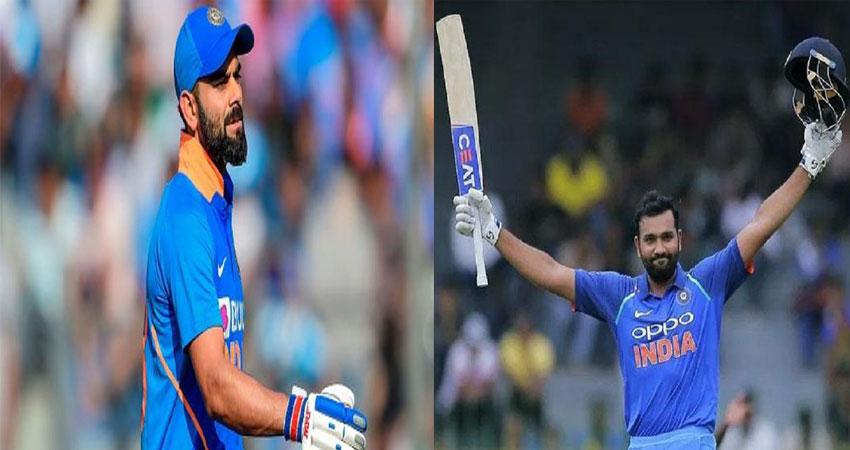 ICC अवार्डः वनडे क्रिकेटर ऑफ द ईयर बने रोहित शर्मा, विराट को 'स्पिरिट ऑफ क्रिकेट'