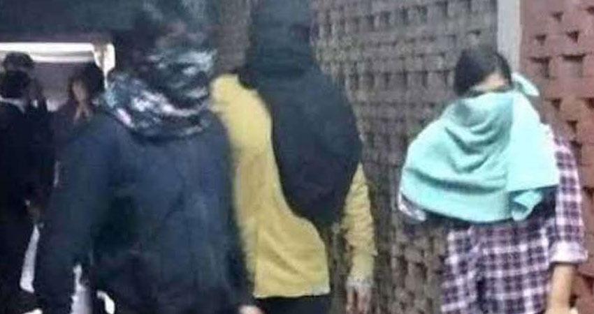 #JNU हमले मामले की जांच में सहयोग को तैयार #ABVP सदस्य कोमल शर्मा