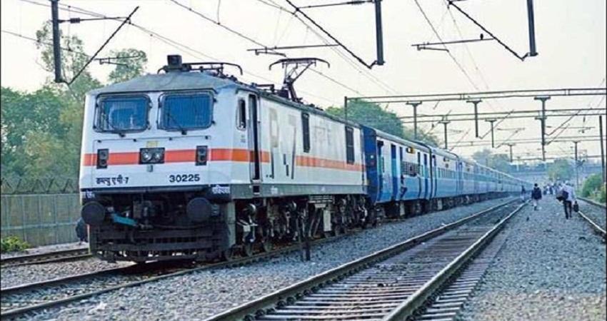 भारतीय रेलवे ने बनाया शानदार रिकॉर्ड, 100 फीसदी ट्रेनें समय पर गंतव्य पहुंचीं