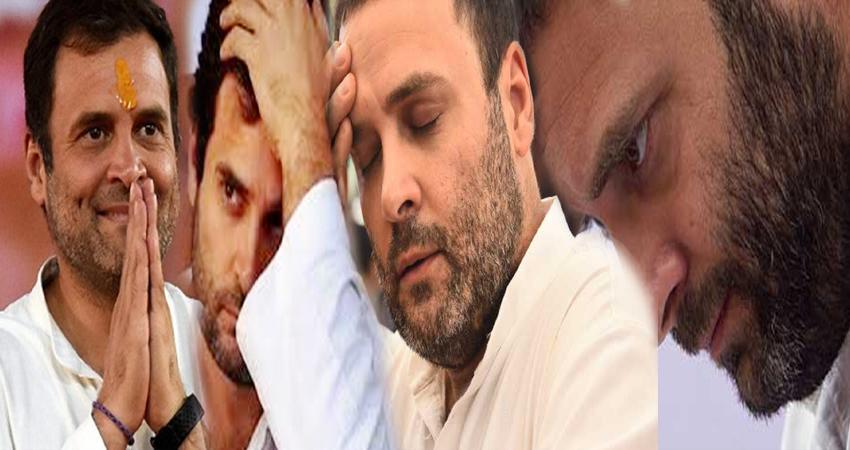 सफरनामा 2019: विवादित बयानों को लेकर सुर्खियों में रहे राहुल गांधी