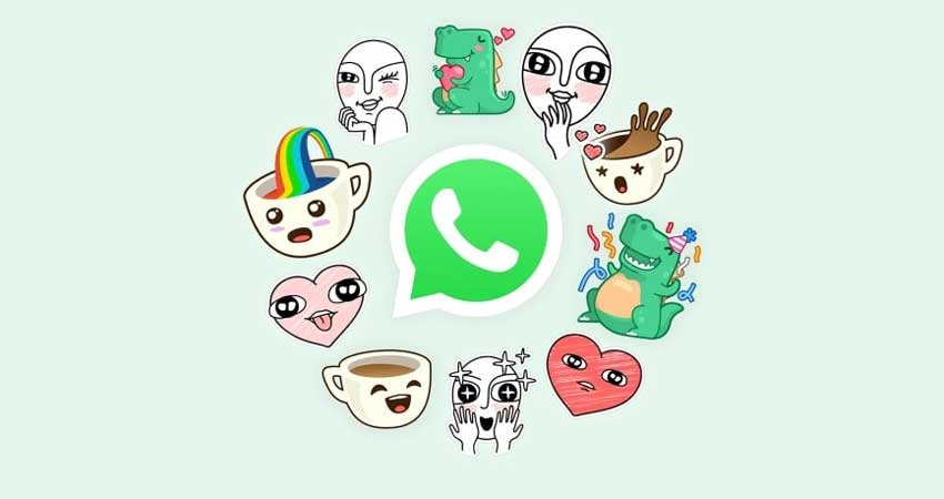 Whatsapp लाया नए स्टीकर, अब चैट का मजा होगा दोगुना