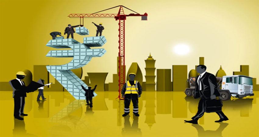 सरकार 5 ट्रिलियन 'अर्थव्यवस्था' की ओर अग्रसर