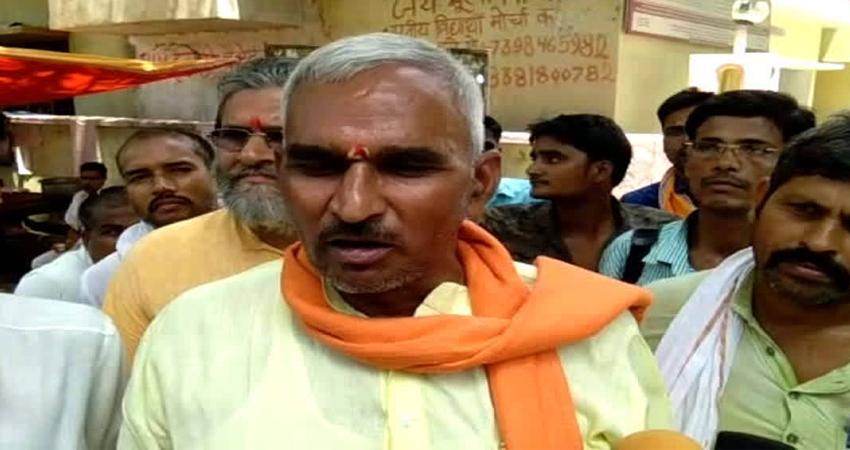 UP के BJP विधायक सुरेंद्र सिंह के विवादित बोल- मुस्लिमों को लेकर कही ये बात