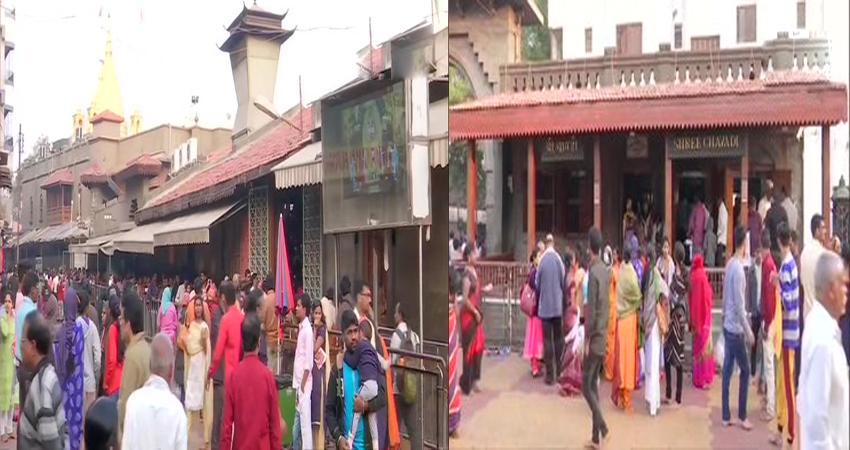 Sai baba Birthplace विवाद: दुकानें, भोजनालय, स्थानीय परिवहन सेवाएं बंद