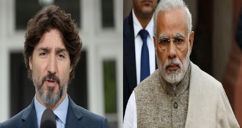 BJP का कनाडा PM पर निशाना, कहा- भारतीय किसानों की बेहतरी को लेकर कनाडा की रुचि बेहद अजीब
