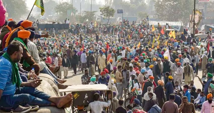 किसान आंदोलन: किसान संगठनों से कल होगी बातचीत, MSP पर नया फार्मूला पेश करेगी सरकार