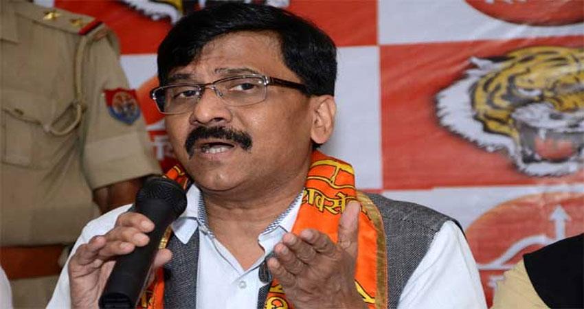 संजय राउत का केजरीवाल को समर्थन, कहा - PM मोदी को दिल्ली CM की पीठ थपथपानी चाहिए