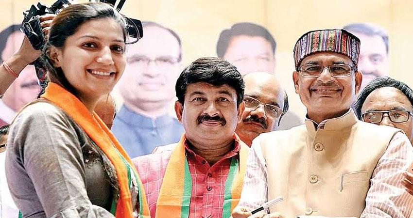 दिल्ली चुनाव: सपना चौधरी को नहीं मिला टिकट, करेंगी BJP का प्रचार