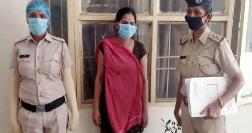 गुरुग्राम: युवती ने 4 लोगों पर गैंगरेप का आरोप लगा 30 लाख मांगे, युवती गिरफ्तार
