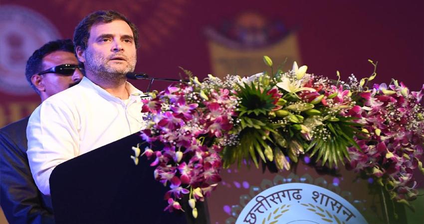 राहुल गांधी का PM मोदी पर तंज- सबको साथ लिए बिना नहीं चलाई जा सकती अर्थव्यवस्था