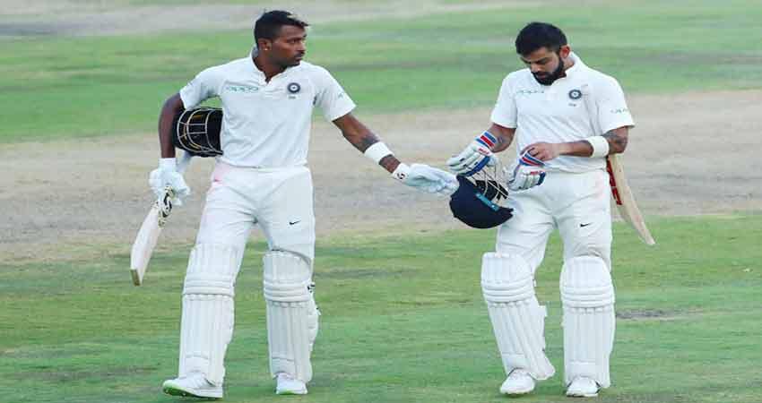 IND vs SA : तीसरे दिन का खेल खत्म,द. अफ्रीका को 118 रनों की बढ़त