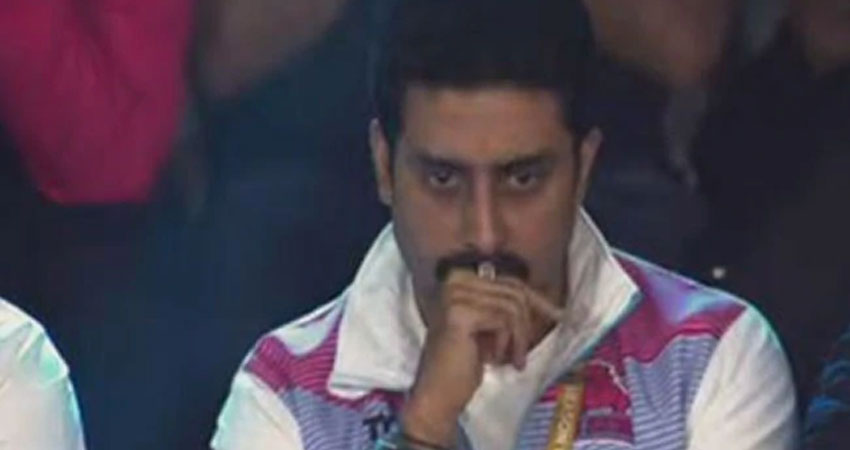 अभिषेक बच्चन ने ''सन्स ऑफ द सॉइल: जयपुर पिंक पैंथर्स'' के सभी हीरो से जुड़ी रोचक जानकारी की साझा