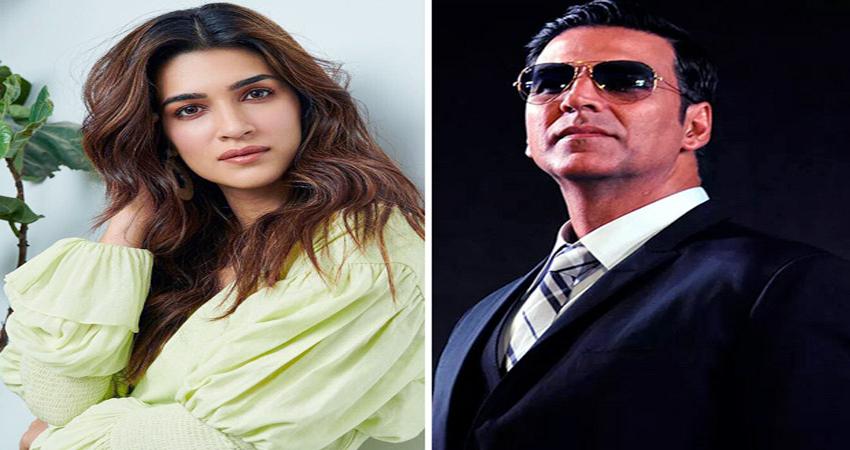 शादीशुदा अक्षय ने Kriti Sanon के लिए किया कुछ खास, चारों तरफ हो रही चर्चा