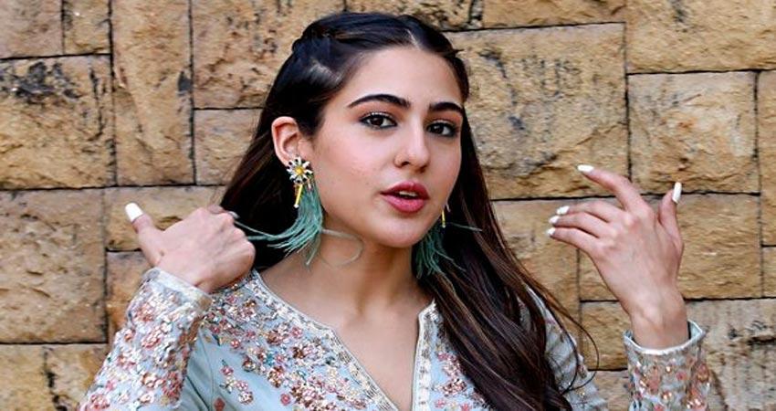 सारा अली खान ने शेयर की वर्कआउट Video, फैंस बोले- She Is Inspiration