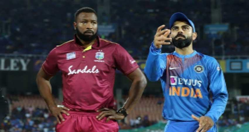 INDVWI 1st ODI : वेस्टइंडीज ने भारत को 8 विकेट से हराया, हेटमेयर- होप ने जड़ा शतक