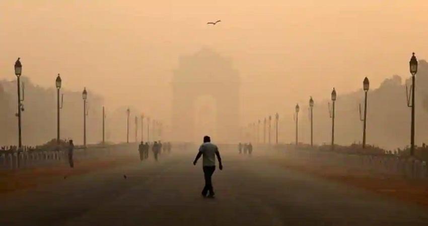 दिल्ली-एनसीआर की वायु गुणवत्ता 'खराब' श्रेणी में, जानें आज का AQI