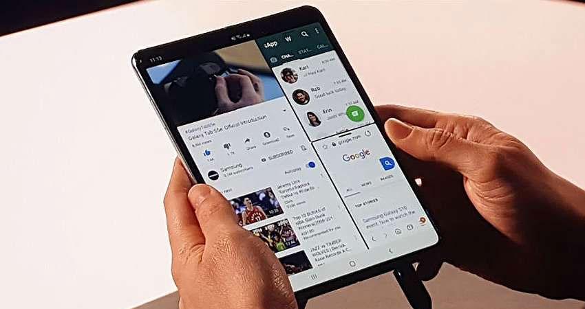 6 कैमरों के साथ Samsung ने लॉन्च किया फोल्डेबल स्मार्टफोन, जानिए फीचर्स