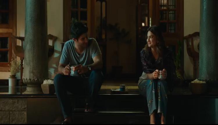 इरफान खान की फिल्म ''कारवां'' का नया गाना रिलीज, 'सांसे' में नजर आईं कीर्ति खरबंदा