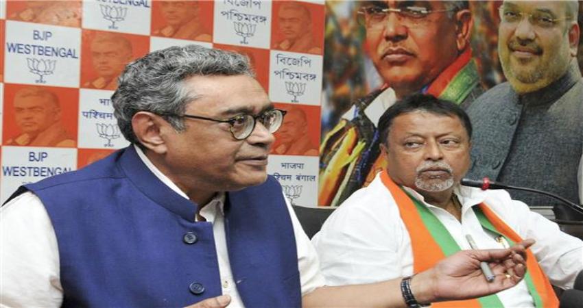 बंगाल विस चुनाव: कैंडिडेट बनाए जाने के बाद दासगुप्ता ने रास से दिया इस्तीफा