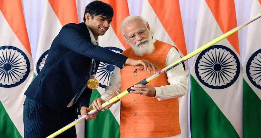 स्वर्ण पदक जीतने के लिए भारत में उचित माहौल बनाने की पहल