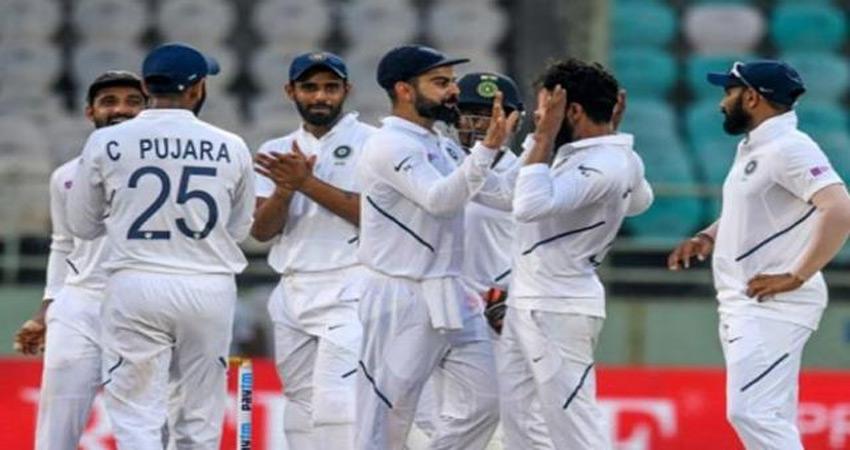 IND vs SA 1st Test: शमी की घातक गेंदबाजी, भारत ने दक्षिण अफ्रीका को 203 रनों से हराया