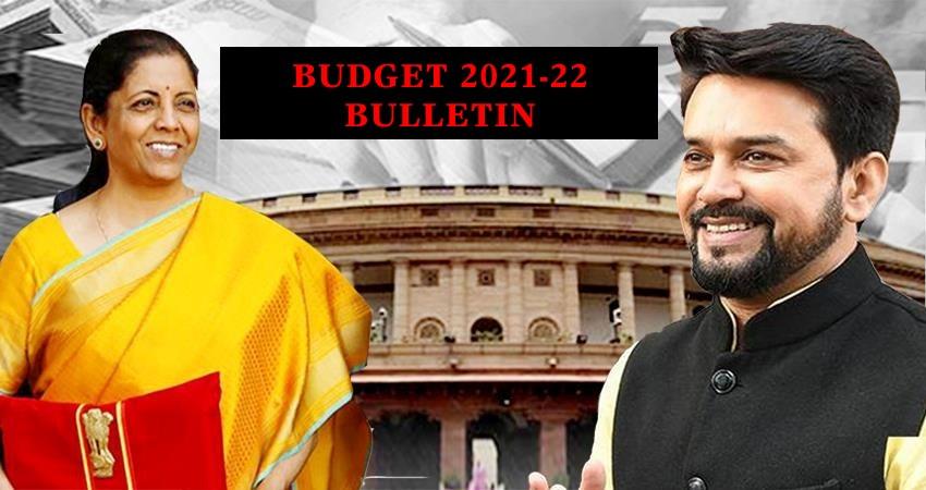 Afternoon Bulletin: सिर्फ एक क्लिक में पढ़ें, Budget 2021 की अभी तक की बड़ी खबरें