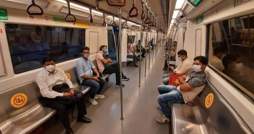 दिल्ली: मॉडल टाउन से विश्वविद्यालय के बीच आज रात से इस कारण बंद रहेगी मेट्रो