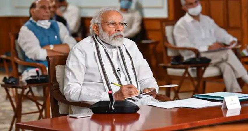 लोकतंत्र की रक्षा केलिये लोगों ने शक्तिशाली सरकार को भी उखाड़ फेंकाः पीएम मोदी