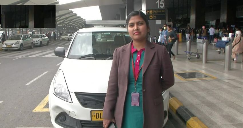 दिल्ली इंटरनेशनल एयरपोर्ट ने सिर्फ महिलाओं के लिए लॉन्च की ये खास कैब सर्विस