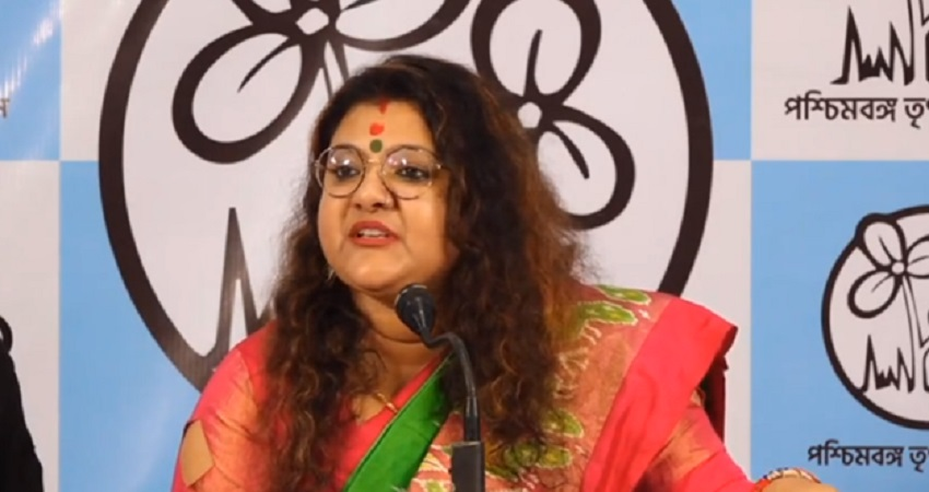 BJP खेमे में ममता बनर्जी ने लगाई सेंध! BJP सांसद सौमित्र खान की पत्नी TMC में शामिल
