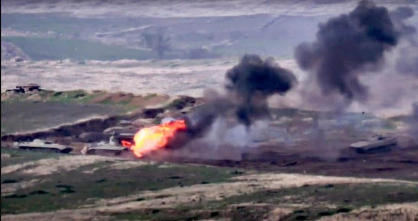 आर्मेनिया और अजरबैजान के बीच छिड़ी जंग, अब तक 24 लोगों की मौत, तुर्की ने दी ये धमकी