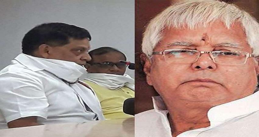 बिहार सरकार के मंत्री नीरज कुमार ने लालू यादव पर किया बड़ा खुलासा- बताया तीसरे बेटे का नाम