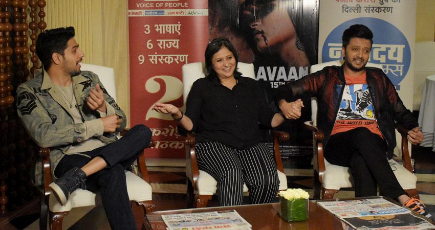 Exclusive Interview : पुराने हिन्दी सिनेमा का नया फ्लेवर है ''मरजावां''