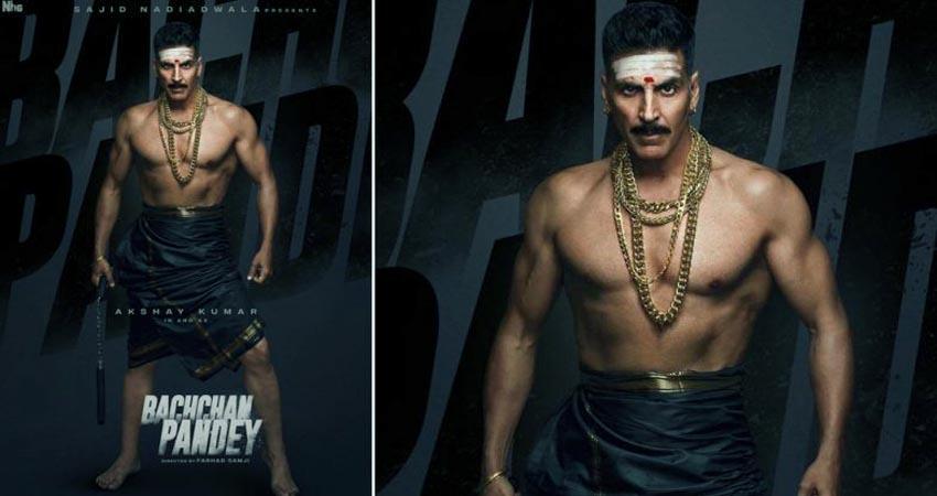 अक्षय कुमार ने शुरु की Bachchan Pandey की शूटिंग, सेट से वायरल हुई तस्वीर