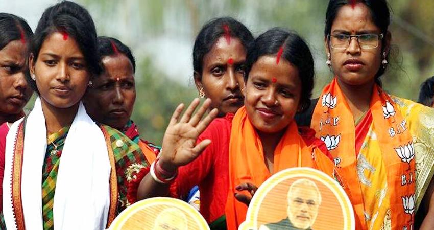 प. बंगाल: दिहाड़ी मजदूर की पत्नी को BJP ने दिया टिकट, नहीं है शौचालय