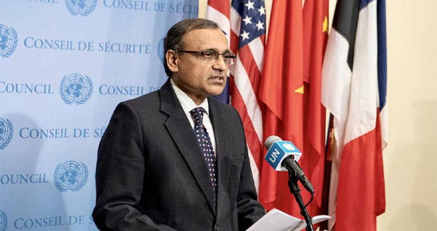 UN में भारत का PAK पर हमला, कहा- कुछ देश आतंकवाद के लिए'साफ तौर पर दोषी'