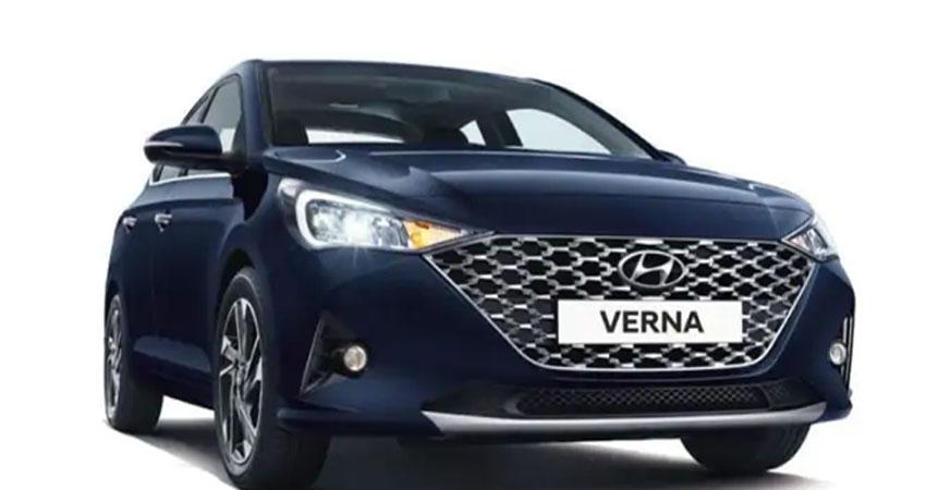Hyundai Verna  फेसलिफ्ट पर पड़ी कोरोना वायरस की मार,लॉन्च डेट टली