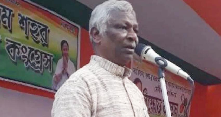 पश्चिम बंगाल: TMC विधायक और डिप्टी स्पीकर सुकुमार हांसदा का कैंसर से निधन
