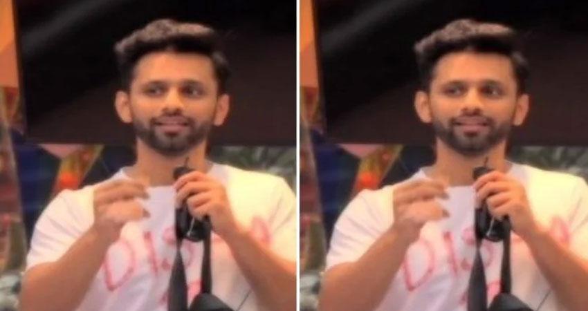 बिग बॉस के घर में फिर गूंज सकती है शहनाई! Video में दिखा राहुल का Cute प्रपोजल