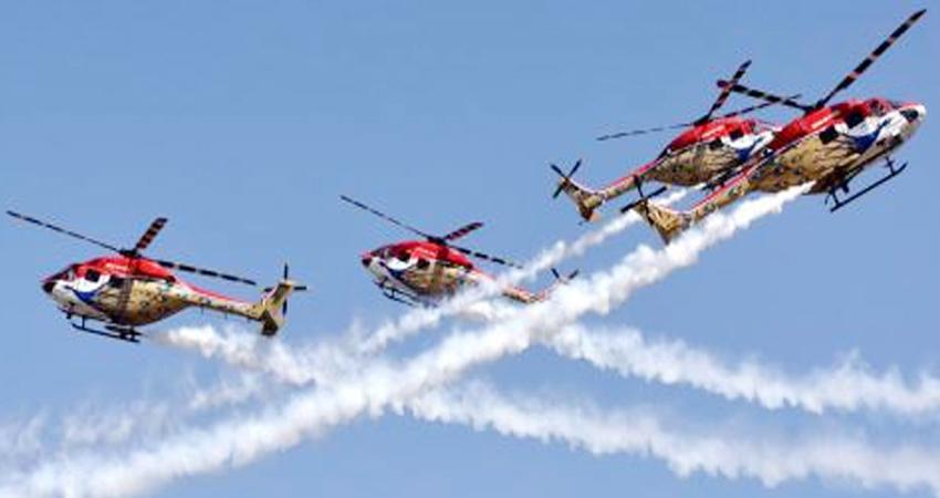 J-K: श्रीनगर के डल झील पर 26 सितंबर को एयर शो आयोजित करेगी वायुसेना