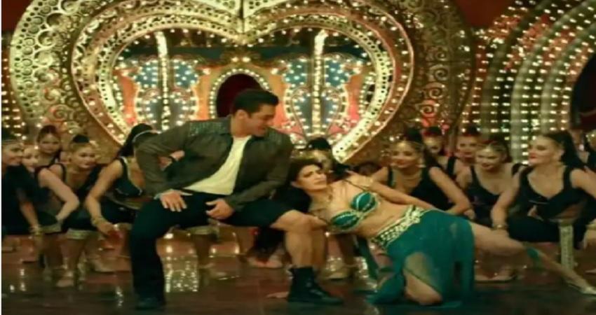 ''राधे'' का दिल दे दिया'' गाना हुआ रिलीज, गजब की है सलमान खान के साथ जैकलीन की केमिस्ट्री