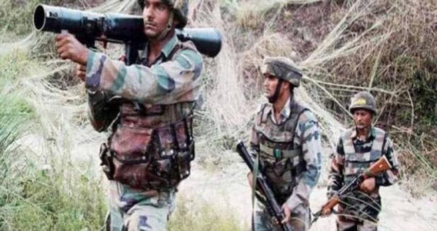 PAK ने तोड़ा सीजफायर तो भारतीय सेना ने दिया मुंहतोड़ जवाब, उड़ा दी चौकी