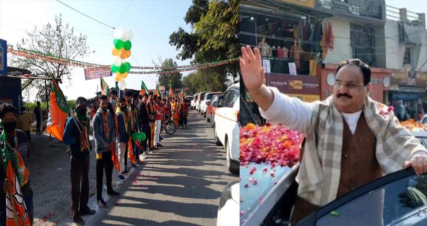 Uttrakhand: तीन दिवसीय दौरे पर देहरादून पहुंचे JP Nadda, संगठनात्म बैठक में लेंगे भाग