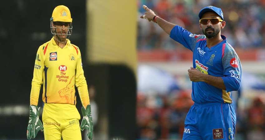 IPL-11: आज राजस्थान और चेन्नई के बीच मुकाबला, जानिए अहम आंकड़े