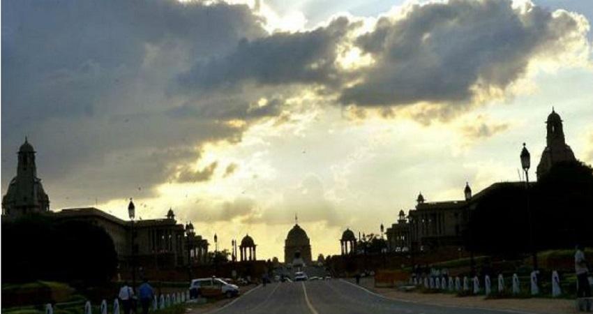 दिल्ली में इस पूरे सप्ताह बारिश का अनुमान, जानें कैसा रहेगा मौसम का हाल