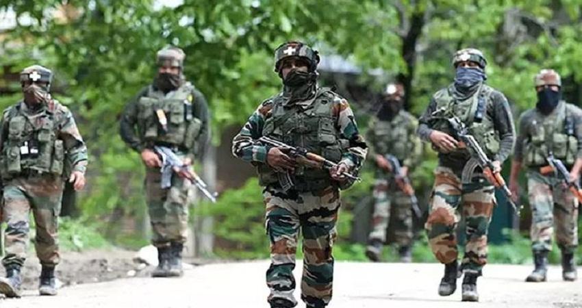जम्मू-कश्मीर: इंस्पेक्टर ''अशरफ'' पर आतंकियों ने बरसाई गोलियां, राष्ट्रपति पुरस्कार से थे सम्मानित